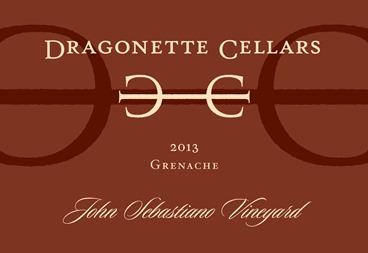 2013 Grenache, John Sebastiano Vineyard