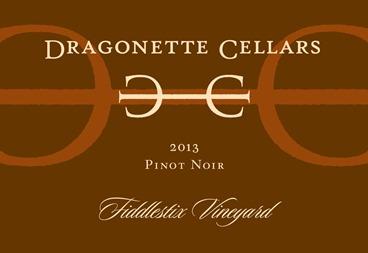 2013 Pinot Noir, Fiddlestix Vineyard