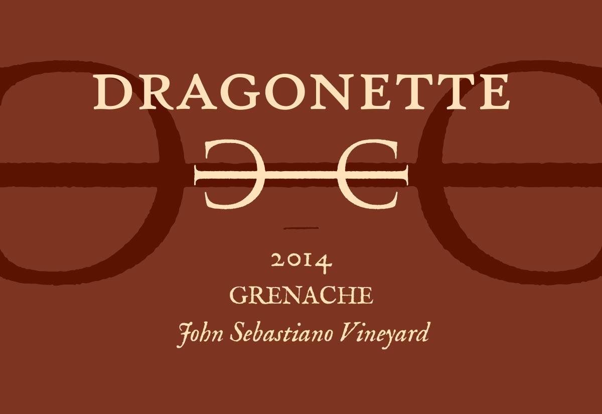 2014 Grenache, John Sebastiano Vineyard