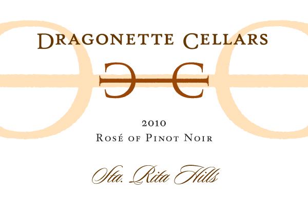 2010 Rosé of Pinot Noir, Sta. Rita Hills