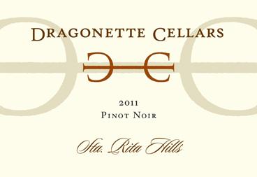 2011 Pinot Noir, Sta. Rita Hills