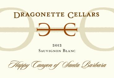 2012 Sauvignon Blanc, Happy Canyon