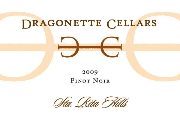 2009 Pinot Noir, Sta. Rita Hills