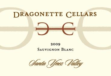 2009 Sauvignon Blanc, Santa Ynez Valley