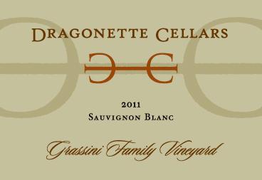 2011 Sauvignon Blanc, Grassini Family Vineyard