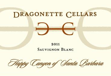 2011 Sauvignon Blanc, Happy Canyon