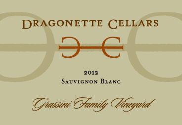 2012 Sauvignon Blanc, Grassini Family Vineyard
