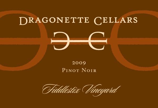 2009 Pinot Noir, Fiddlestix Vineyard