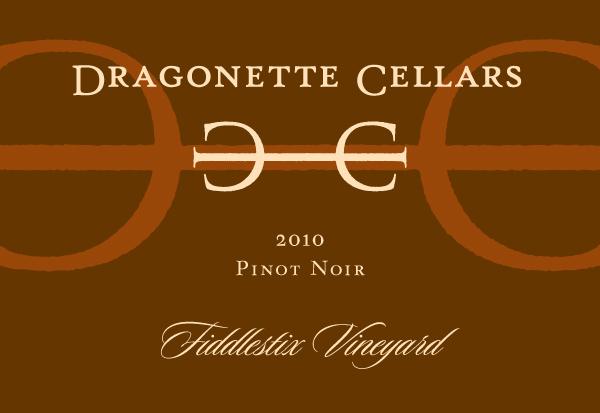 2010 Pinot Noir, Fiddlestix Vineyard