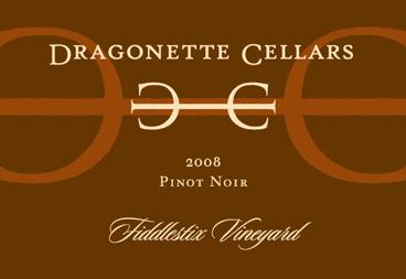 2011 Pinot Noir, Fiddlestix Vineyard