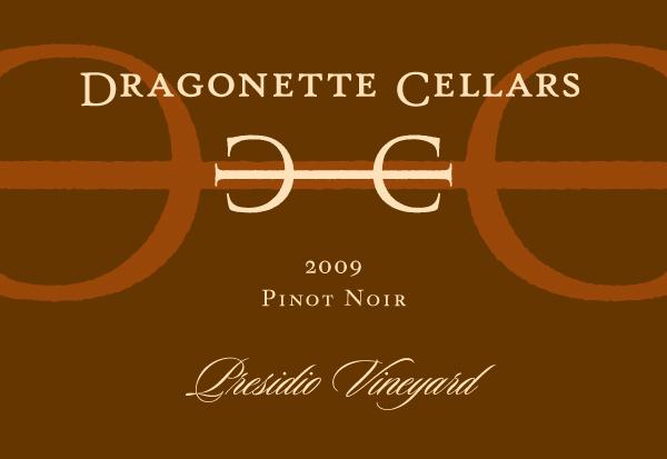 2009 Pinot Noir Presidio Vineyard