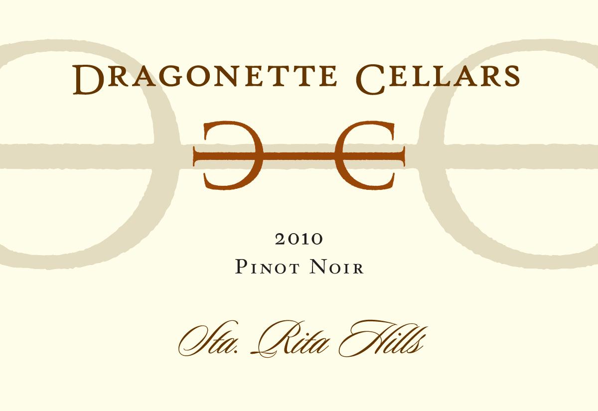 2010 Pinot Noir, Sta. Rita Hills