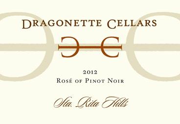 2012 Rosé of Pinot Noir, Sta. Rita Hills