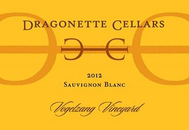 2012 Sauvignon Blanc, Vogelzang Vineyard