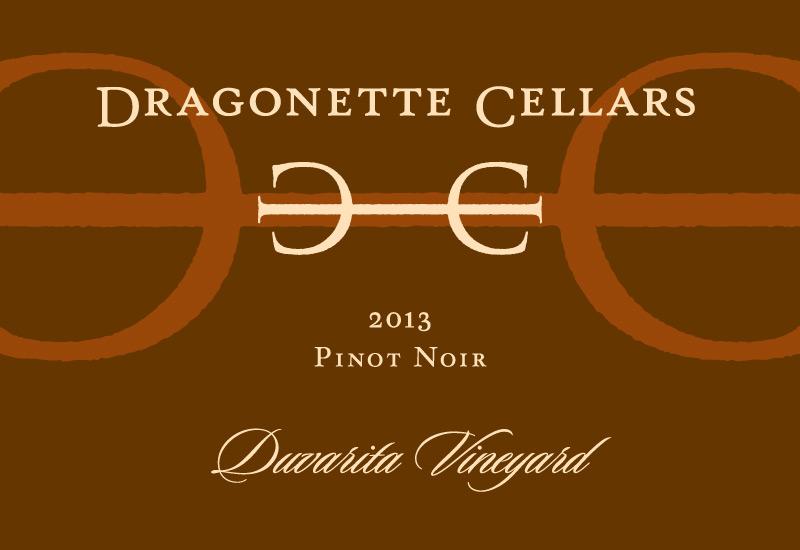 2013 Pinot Noir, Duvarita Vineyard