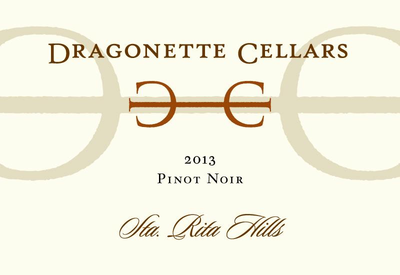 2013 Pinot Noir, Sta. Rita Hills
