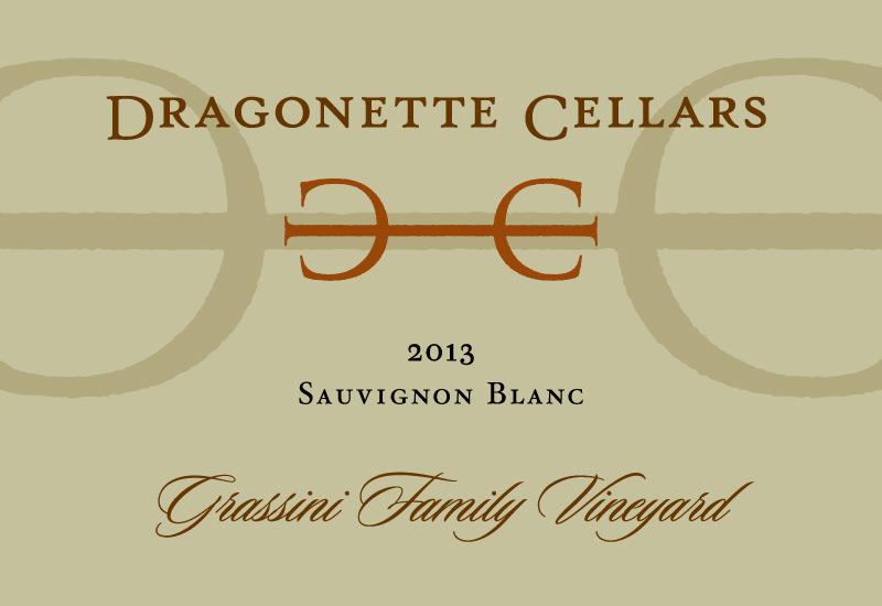 2013 Sauvignon Blanc, Grassini Family Vineyard