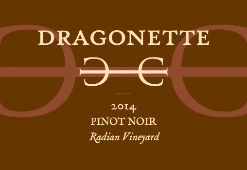 2014 Pinot Noir, Radian Vineyard