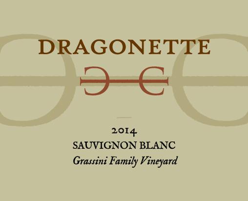 2014 Sauvignon Blanc, Grassini Vineyard