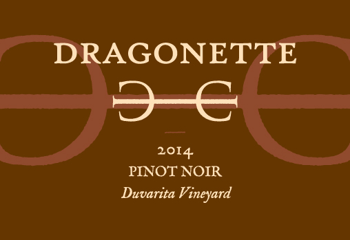 2014 Pinot Noir, Duvarita Vineyard