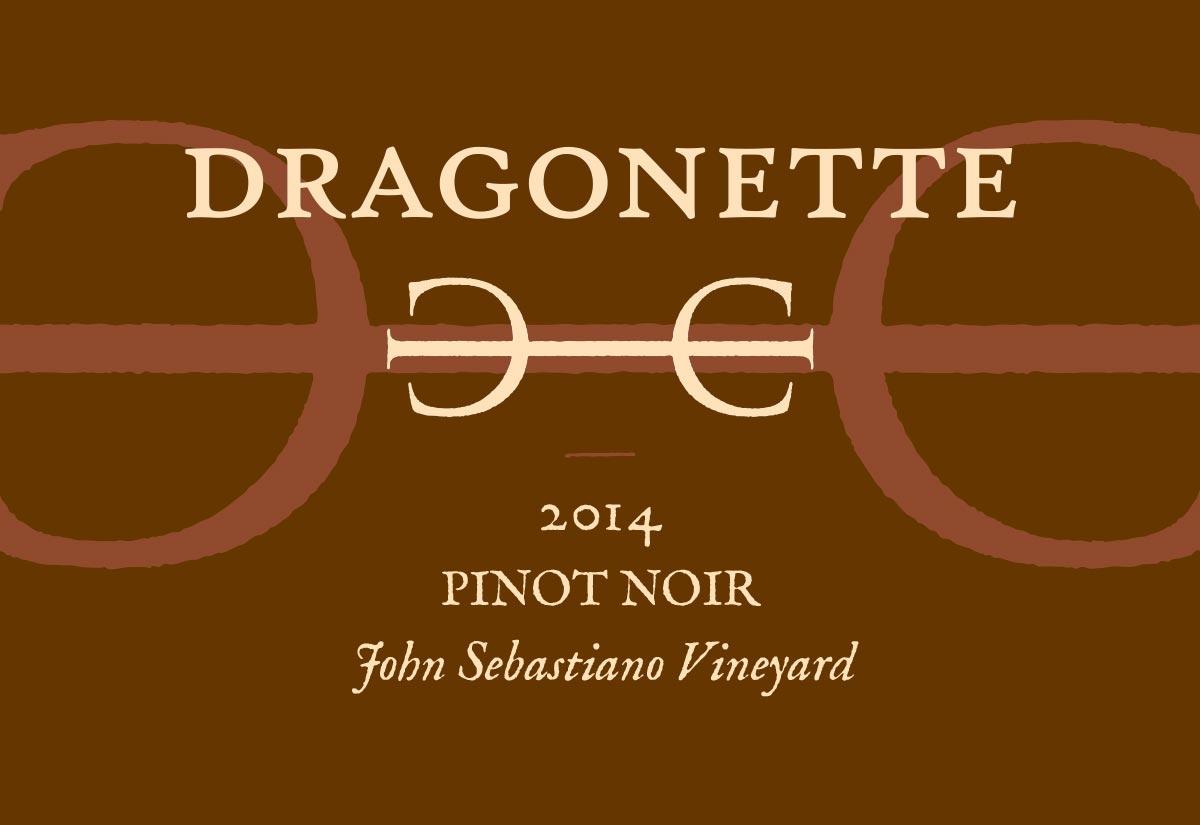 2014 Pinot Noir, John Sebastiano Vineyard