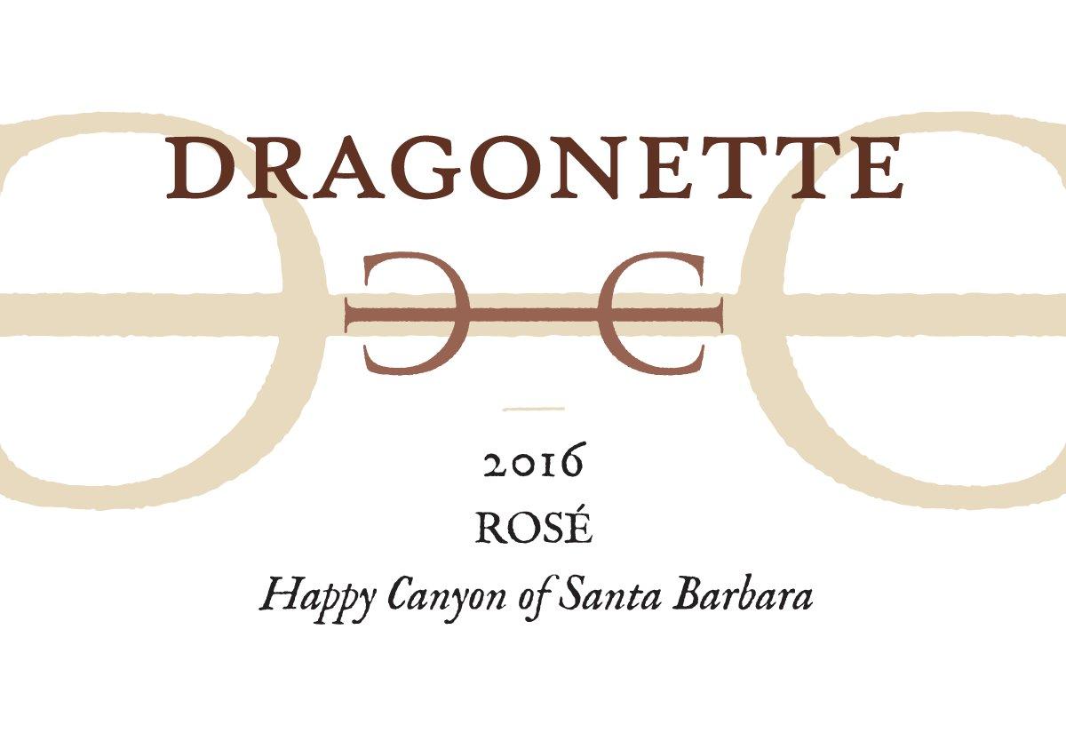 2016 Rosé, Happy Canyon of Santa Barbara