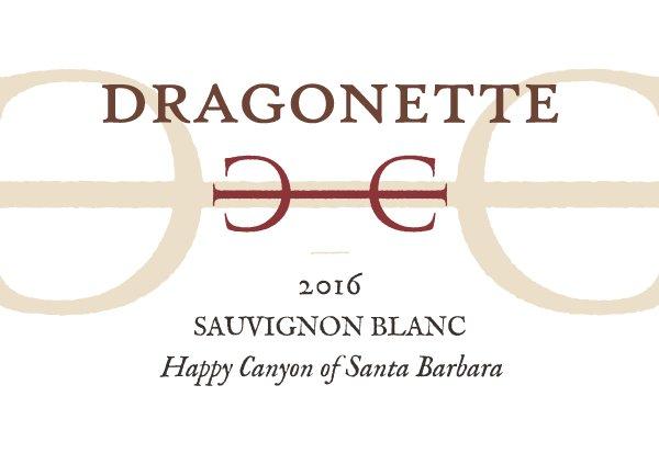 2016 Sauvignon Blanc, Happy Canyon of Santa Barbara