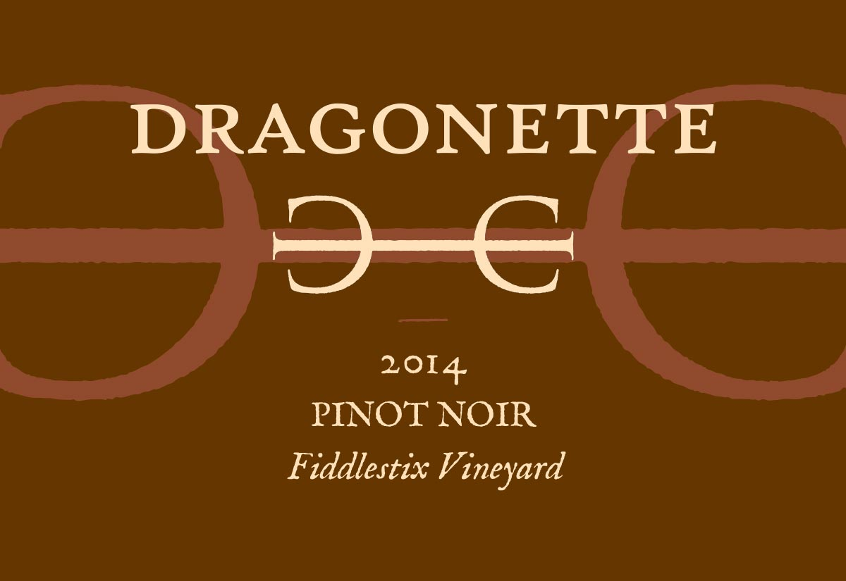 2014 Pinot Noir, Fiddlestix Vineyard