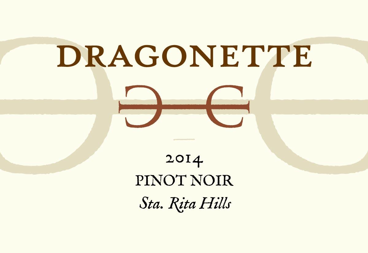 2014 Pinot Noir, Sta. Rita Hills