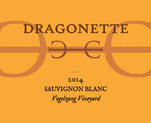 2014 Sauvignon Blanc, Vogelzang Vineyard ** SOLD OUT **