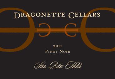 2011 Pinot Noir, Sta. Rita Hills,
