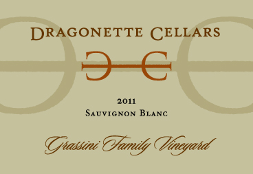 2011 Sauvignon Blanc, Grassini Family Vineyard