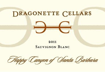 2011 Sauvignon Blanc, Happy Canyon