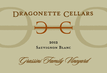 2012 Sauvignon Blanc, Grassini Family Vineyard
