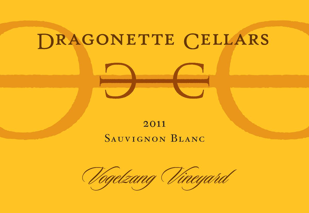 2011 Sauvignon Blanc, Vogelzang Vineyard