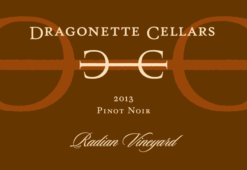 2013 Pinot Noir, Radian Vineyard