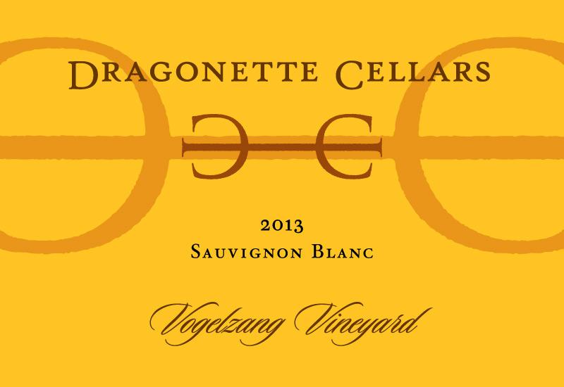 2013 Sauvignon Blanc, Vogelzang Vineyard