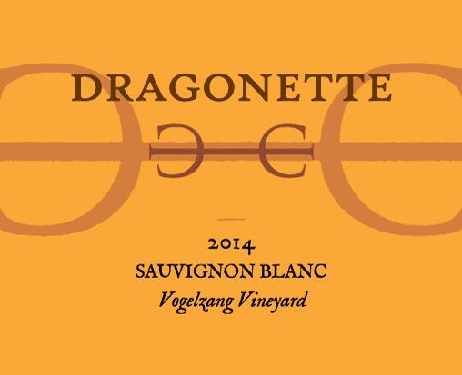 2014 Sauvignon Blanc, Vogelzang Vineyard