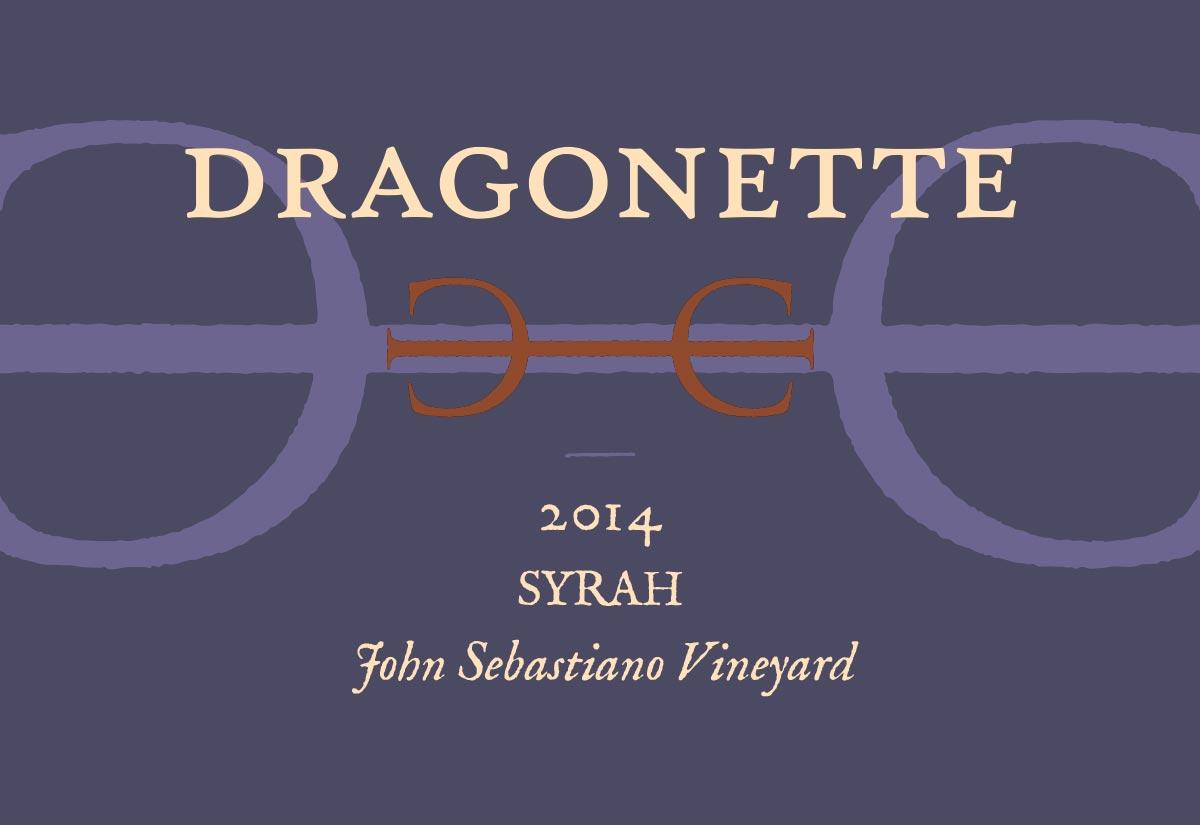 2014 Syrah, John Sebastiano Vineyard