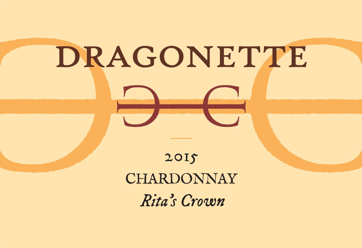 2015 Chardonnay, Rita's Crown Vineyard