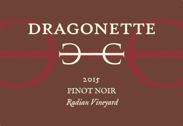 2015 Pinot Noir, Radian Vineyard