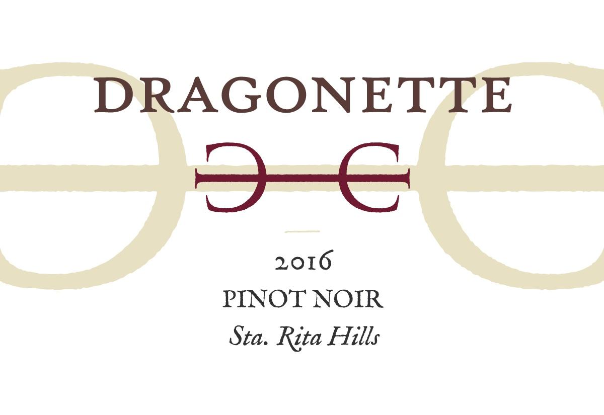 2016 Pinot Noir, Sta. Rita Hills