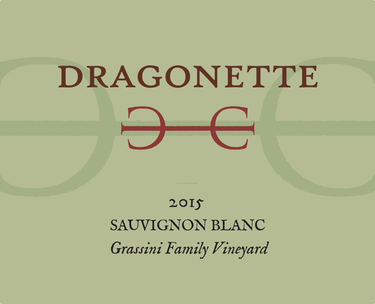 2015 Sauvignon Blanc, Grassini Family Vineyard