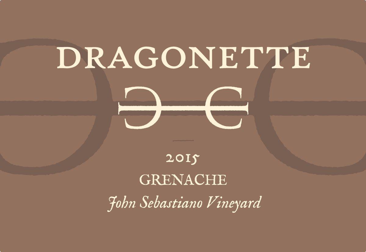 2015 Grenache, John Sebastiano Vineyard