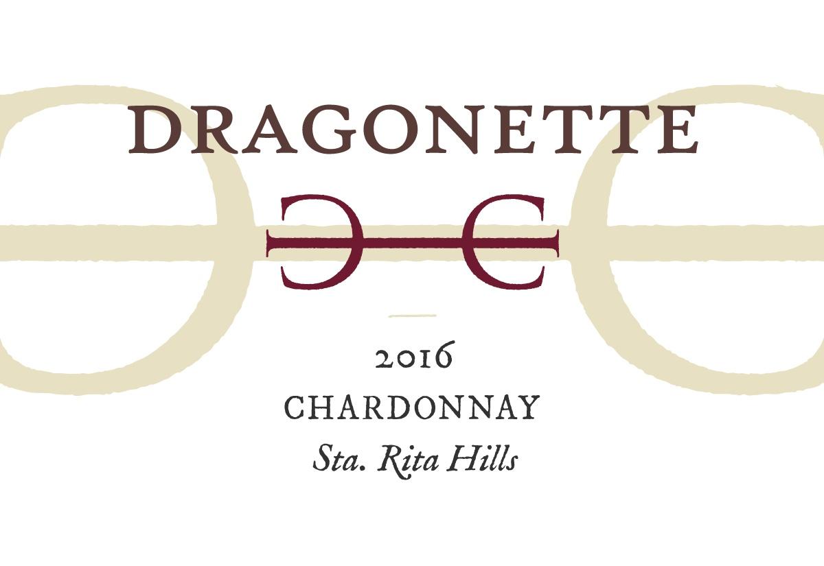 2016 Chardonnay, Sta. Rita Hills