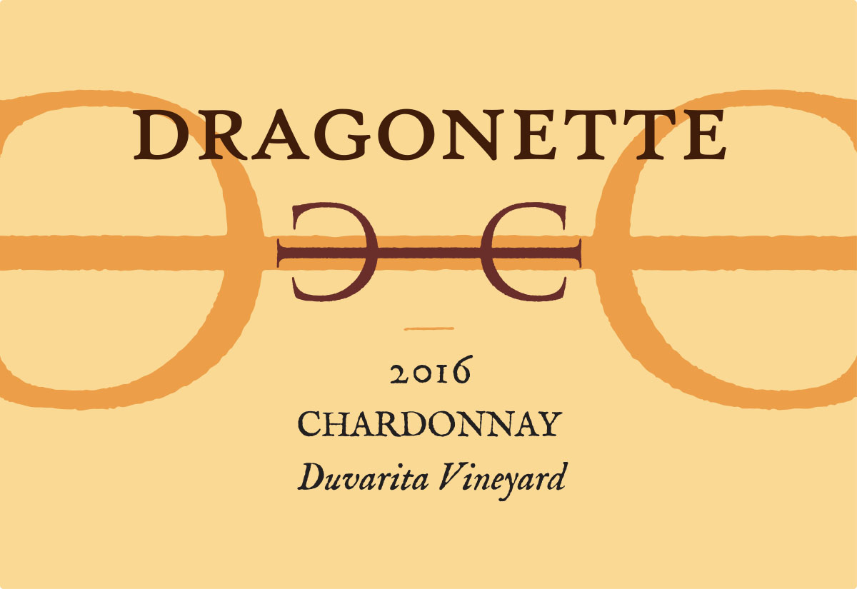 2016 Chardonnay, Duvarita Vineyard