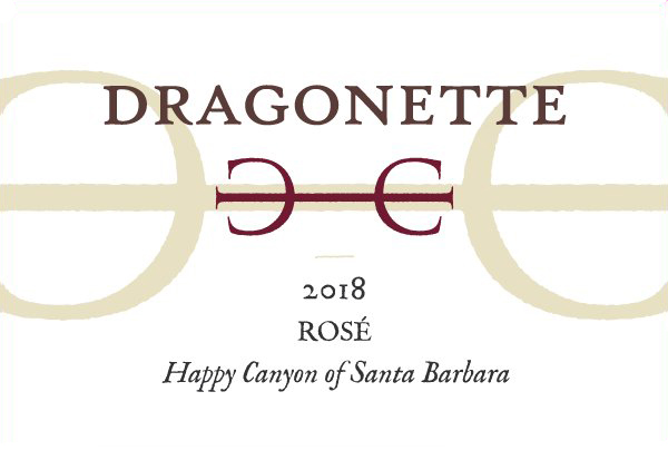 2018 Rosé, Happy Canyon of Santa Barbara