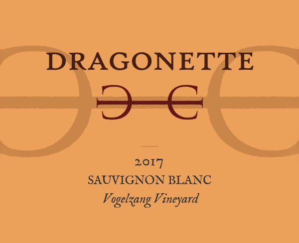 2017 Sauvignon Blanc, Vogelzang Vineyard