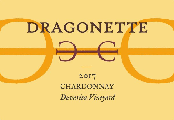 2017 Chardonnay, Duvarita Vineyard