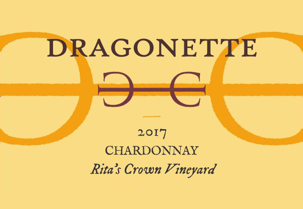 2017 Chardonnay, Rita's Crown Vineyard